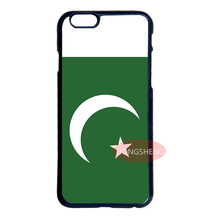 Pakistan Flag Cover Case for LG G2 G3 G4 iPhone 4S 5S 5C 6 6S 7 Plus iPod 5 6 Samsung Note 2 3 4 5 S3 S4 S5 Mini S6 S7 Edge Plus