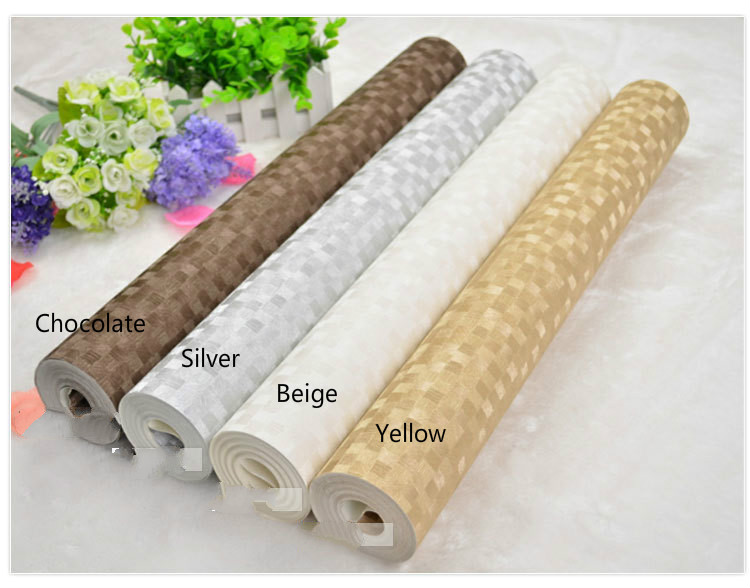 PVC Mini mosaic Luxury glitter wallpaper background wall shiny gold foil wallpaper silver ceiling wall paper wall covering<br>