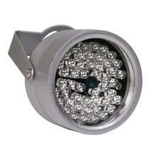 48 LED illuminator Light CCTV IR Infrared Night Vision outdoor metal with waterproof For Surveillance Camera cctv camera