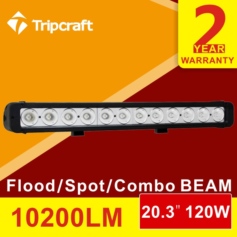 20 inch 40pcs*3w 120W LED Work Light Bar FOR SUV ATV OffRoad 10-30V 4WD 4x4  Flood Beam IP67 led driving lamp  <br><br>Aliexpress