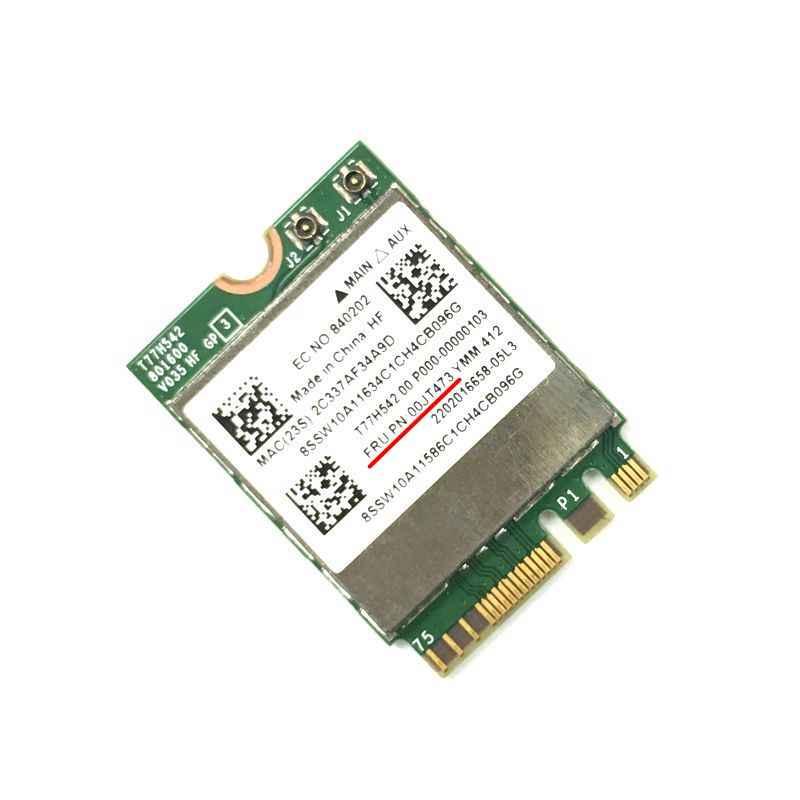 Detail Feedback Questions about WDXUN Realtek RTL8822BE 802 11AC 2 4