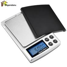 500g x 0.01g Digital Precision Scale Gold Silver Jewelry Weight Balance scales LCD Display Units Pocket Electronic Scales