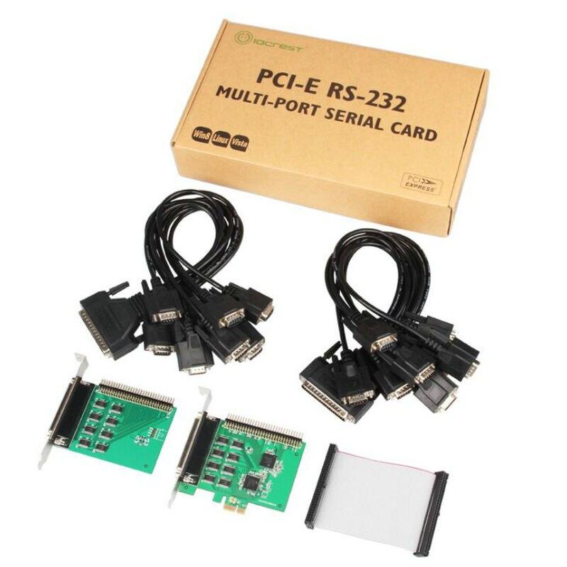 PCIE 16RS232 -4