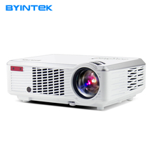 Byintek Brand BL110 Android Smart Wifi Home Theater Portable HDMI USB LCD LED Projector HD 1080P Proyector Projetor Beamer