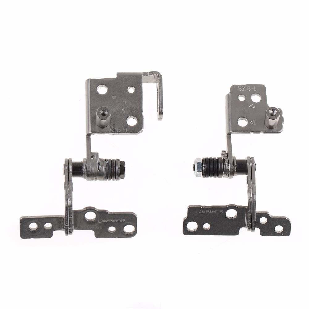 Notebook Computer Left & Right LCD Screen Hinges Fit For SANSUNG NP270 Laptops Replacements LCD Hinges(China)
