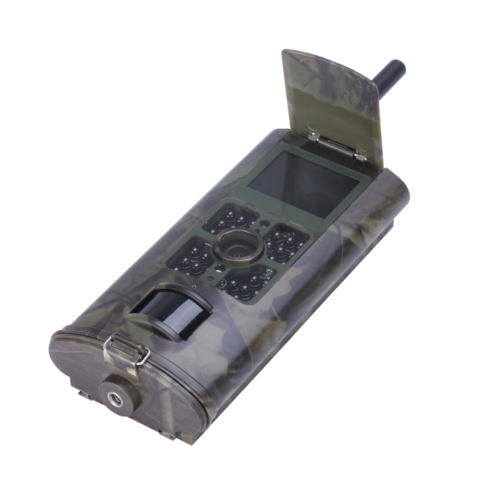 Hunting Camera HC700G Newest Suntek HD 16MP Trail Camera 3G GPRS MMS SMTP SMS 1080P Night Vision 940nm Photo traps camera (8)