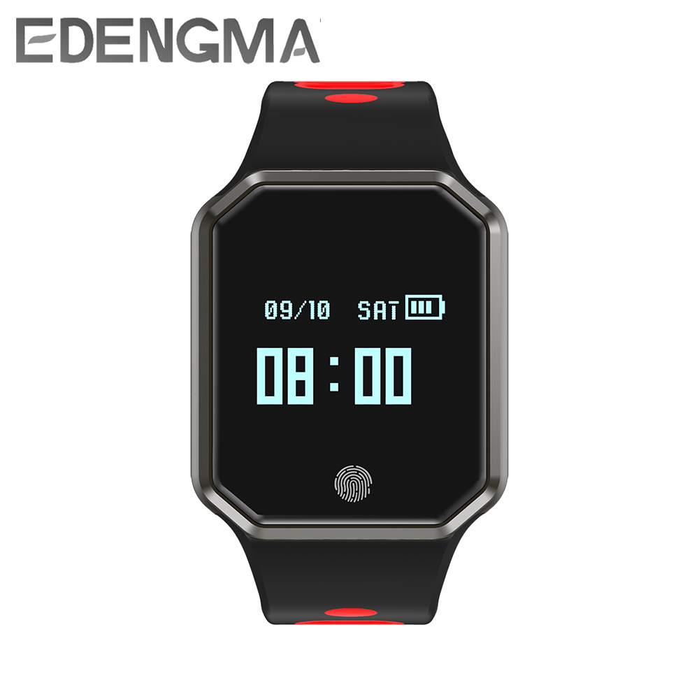 EDENGMA 2018 Sports Fashion Smart bracele Men