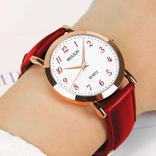 363dd6a4e3c0 Rose gold dw style Women watch Fashion Ladies Brand Women Quartz Wrist clock  Female Needle leather