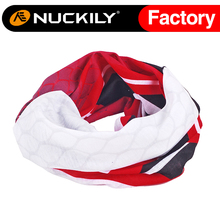 Nuckily  men's summer   Cycling Cap Scarf Magic Outdoor Sports Bicycle  Headband Neck Warmer Mask Scarf Cycle Hats Bandana  PG95