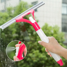 House Window Cleaning Cleaner Washing Brush Glass With Spray Bottle Home Windows Clean Decontamination Decoration Decor