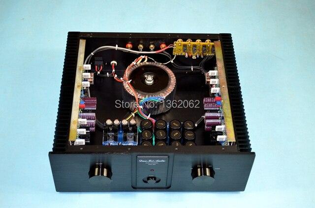 ksa100 circuit / merge amplifier / class a amplifier