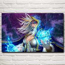 Hearthstone: Heroes of WoW Video Game Art Silk Poster Prints Home Wall Decor Painting 12x19 15x24 19x30 22x35 Inch Free Shipping