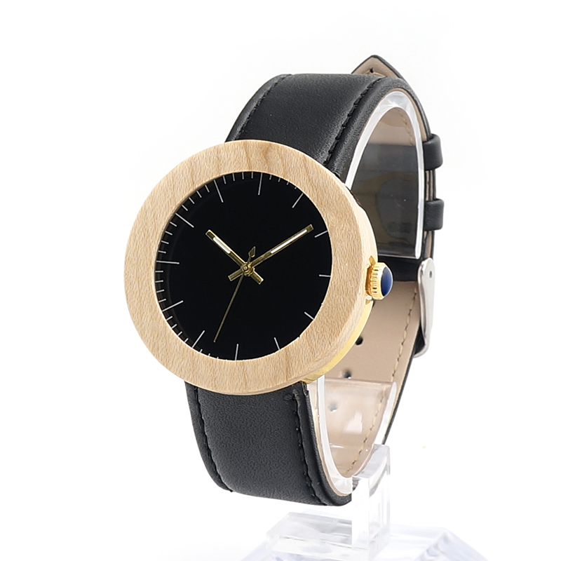 BOBO BIRD Watches for Men and Women Wood Bamboo with $
