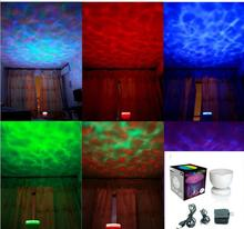 Rainbow Wave Projector Lamp & Speakers Waves Led nightlight Mini Wave Night light Lap Speakers