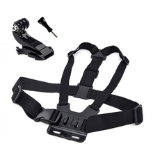 Buy Chest Strap mount Gopro hero 5 4 SJCAM SJ4000 SJ5000 Sport Camera Chest Mount Harness Xiaomi yi 4K Action camera for $4.99 in AliExpress store