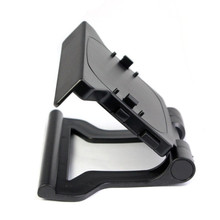 Hot! New TV Clip Clamp Mount Stand Holder for Microsoft Xbox 360 Kinect Sensor Mini Adjustable Support For Movement Sensors Jan3
