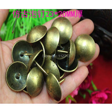 23MM * 20MM antique round head rivet iron nails decoration nail doornail nail decoration hollow rivets