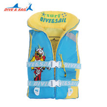 Boys Girls Child Kids Swimming Kayak Canoe Sailing Vest Buoyancy Aid Life Jacket ST-706(China)