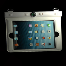 7.5 - 8.1 inch Tablet Case Waterproof Protective Bag for IPD Air Mini For Samsung Galaxy Tab Dell Asus Ultra Clear(China)