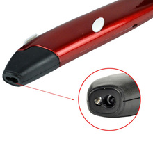 2.4G 15mA 1.5V AAA*1 Wireless Optical Presenter Pen Mouse for Windows98, XP, vista, Windows7, Tablet PC, Linux