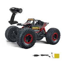 Buy Electric RC Cars 1:16 4CH Off-Road Vehicles 2.4G High Speed SUV Car Damping Toy Mini Remote Control Racing Cars Kids Gifts Toys for $34.05 in AliExpress store