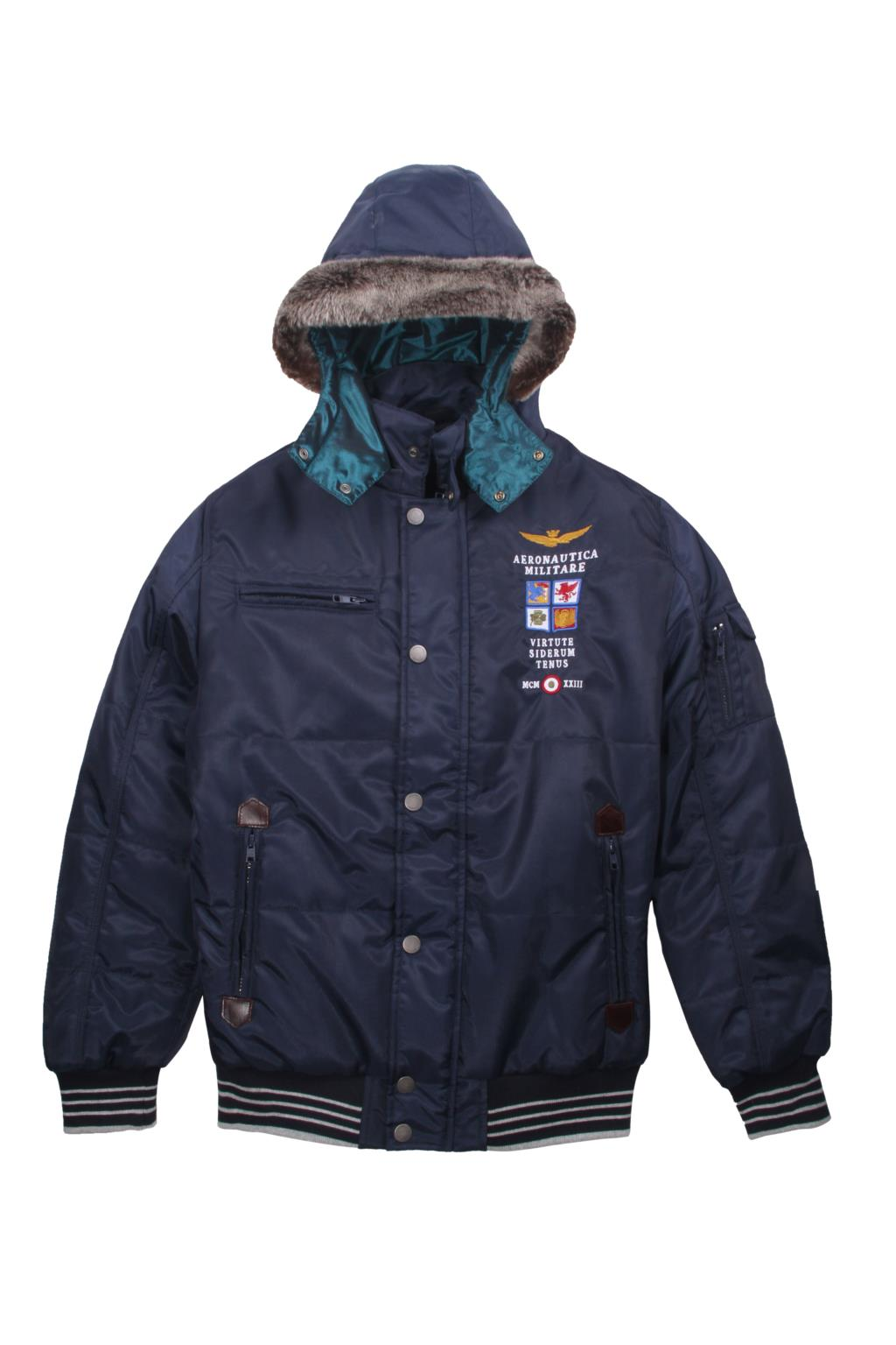 AERONAUTICA MILITARE coat,Italy brand jackets,winter jacket MAN clothes,thermal clothing S,M,L,XL,XXL 5 colors Free Shipping 2