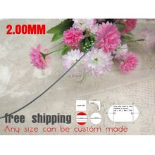 SM 2.00mm 50*50cm soft glass customization transparent clear Pvc dining tablecloths coffee oil waterproof disposable