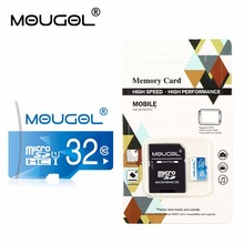 New Micro SD Card 4G 8GB Tarjeta de memoria 16GB 32GB 64GB Class 10 Memory Card Flash TF card for cell Phones Tablet Camera(China)