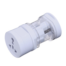 Portable Universal Socket Adapter 3 in 1 Plug Power Converter Connector for Global Business Travel UK US AU