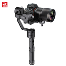 zhi yun Zhiyun Official Crane V2 3-Axis Handheld Gimbal Stabilizer for Mirrorless DSLR Camera Payload 350g to 1800g(China)