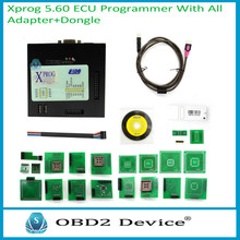 Excellent Metal Box XPROG M V5.60 Full Adapters New Function More Authorization X PROG 5.60 New Generation of 5.55 XPROG-M
