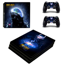 Buy Mass Effect Andromeda PS4 Pro Skin Sticker Sony PlayStation 4 Pro Console Controllers PS4 Pro Skin Stickers Decal for $9.49 in AliExpress store