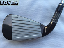 Brand New Boyea M2 Irons M2 Golf Forged Irons Golf Clubs 4-9PS R/S Flex Steel/Graphite Shaft With Head Cover