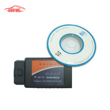 2016 WIFI ELM327 Wireless OBD2 Auto Scanner Adapter Scan Tool for iPhone/for iPad/for iPod ELM327 WIFI ELM327 Scanner