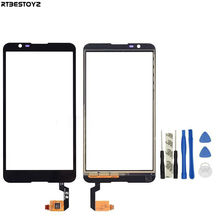 RTBESTOYZ Replacement Parts Phone Touch Screen Panel Glass Digitizer For Sony Xperia E4 E2104 E2105(China)