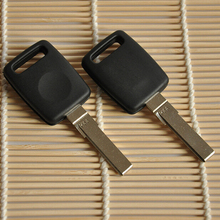 Transponder Key Shell Case For Audi A6 A1 A3 A6L Q7 A8 With Logo(China)