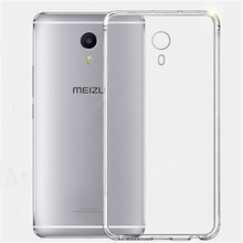 Cheapest Phone Cases for Meizu U10 U20 Case High Quality Soft Silicon Ultra-thin Clear Transparent Phone House Cover Accessories