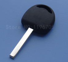 Free Shipping  Transponder Key shell case fob for Vauxhall Opel key  HU100 blade