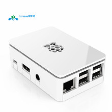 New Premium Raspberry Pi Case (White) - Updated for Raspberry Pi 3, 2 & B+(China)