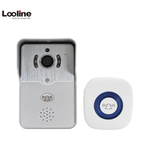 WiFi Video Phone Door Bell With Camera wi-fi Door Doorbell Rainproof Doorphone IR Night Vision Camera for Home Security