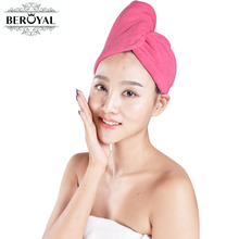 New 2017 Brand MMY Towel--10pc  Microfiber Hair Towel Magic Drying Turban Wrap Towels Hat Cap Hair Dry Quick Dryer  Magic Towel
