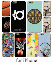 Basketball Logo La Hard Case Cover for iPhone 7 7 Plus 6 6S Plus 5 5S SE 5C 4S Case Cover