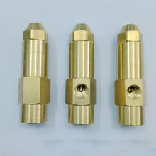 2.0mmMistking oil spray nozzle,Fuel Burner, Siphon Burner, Waste Oil Burner Nozzle,Diesel heavy Oil Nozzle(China)