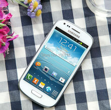 Free DHL-EMS shipping / Unlocked Original Samsung Galaxy S3 mini I8190 Cell phone with GSM Android Dual core Wifi GPS 5MP Camera