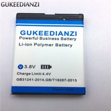 GUKEEDIANZI BL-5F 950mAh Phone Battery For Nokia 6290 E65 N93i 6210 N96 6210S 6710N N95 Mobile Replacement Rechargeable Battery