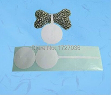 eas Jewelry soft label,anti-shoplfiting eas system 8.2mhz RF label 1000pcs/lot(China)