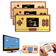 RS-20 handheld game players 600 different games classic retro children's puzzle video game console 2.1 inch screen TV games O2