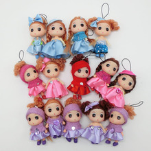 1pcs 8CM Confused doll plush toy  Wedding plush toy birthday gift for baby Happy toy for kid