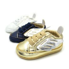 Infant Toddler Baby Boy Girl Soft Sole Crib Shoes with Wings Sneaker Newborn to 18 Months Pre Walker Cool Baby Toddler Shoes(China)