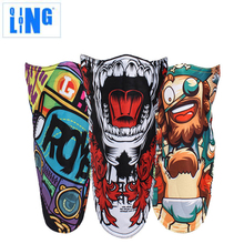Windproof Ski Face Mask Winter Sport Bike Bicycle Cycling Half Face Mask Warm Snowboard Scarf(China)